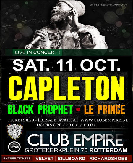 capleton empire