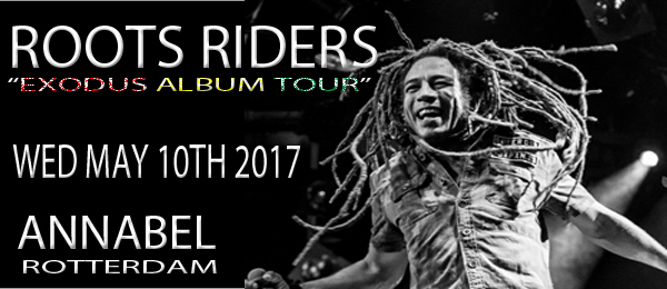 roots rider banner